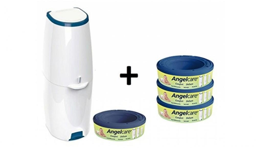 angelcare windeleimer comfort test. Black Bedroom Furniture Sets. Home Design Ideas