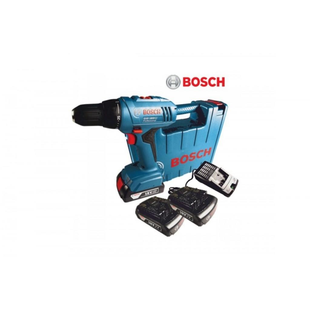 bosch gsr1800 li test. Black Bedroom Furniture Sets. Home Design Ideas