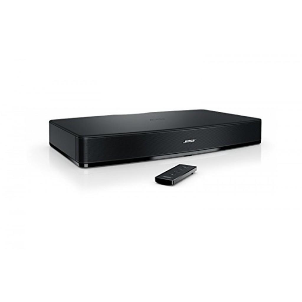 bose solo tv sound system inkl fernbedienung test. Black Bedroom Furniture Sets. Home Design Ideas