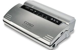 CASO VC 200 Vakuumierer mit Folienbox und Cutter