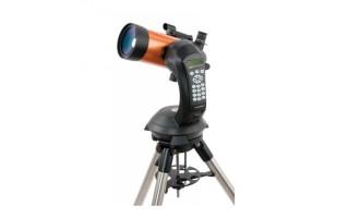 Celestron teleskop nexstar slt test klartest