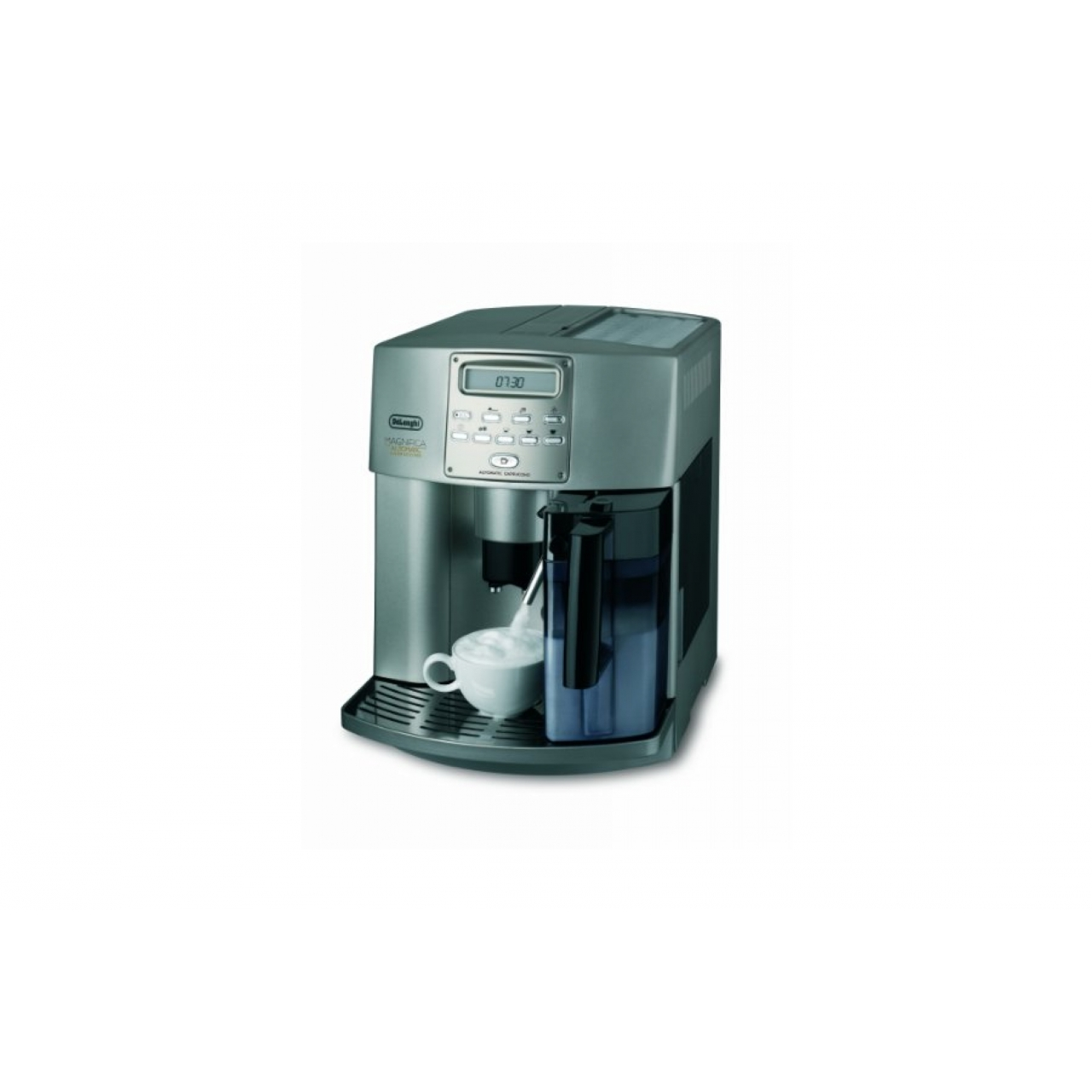 delonghi esam 3500 s automatic cappuccino test. Black Bedroom Furniture Sets. Home Design Ideas