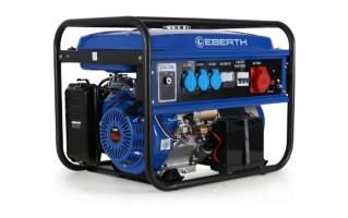 EBERTH 5500 Watt Notstromaggregat