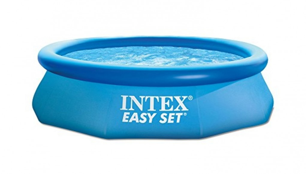 intex easy set pool test. Black Bedroom Furniture Sets. Home Design Ideas