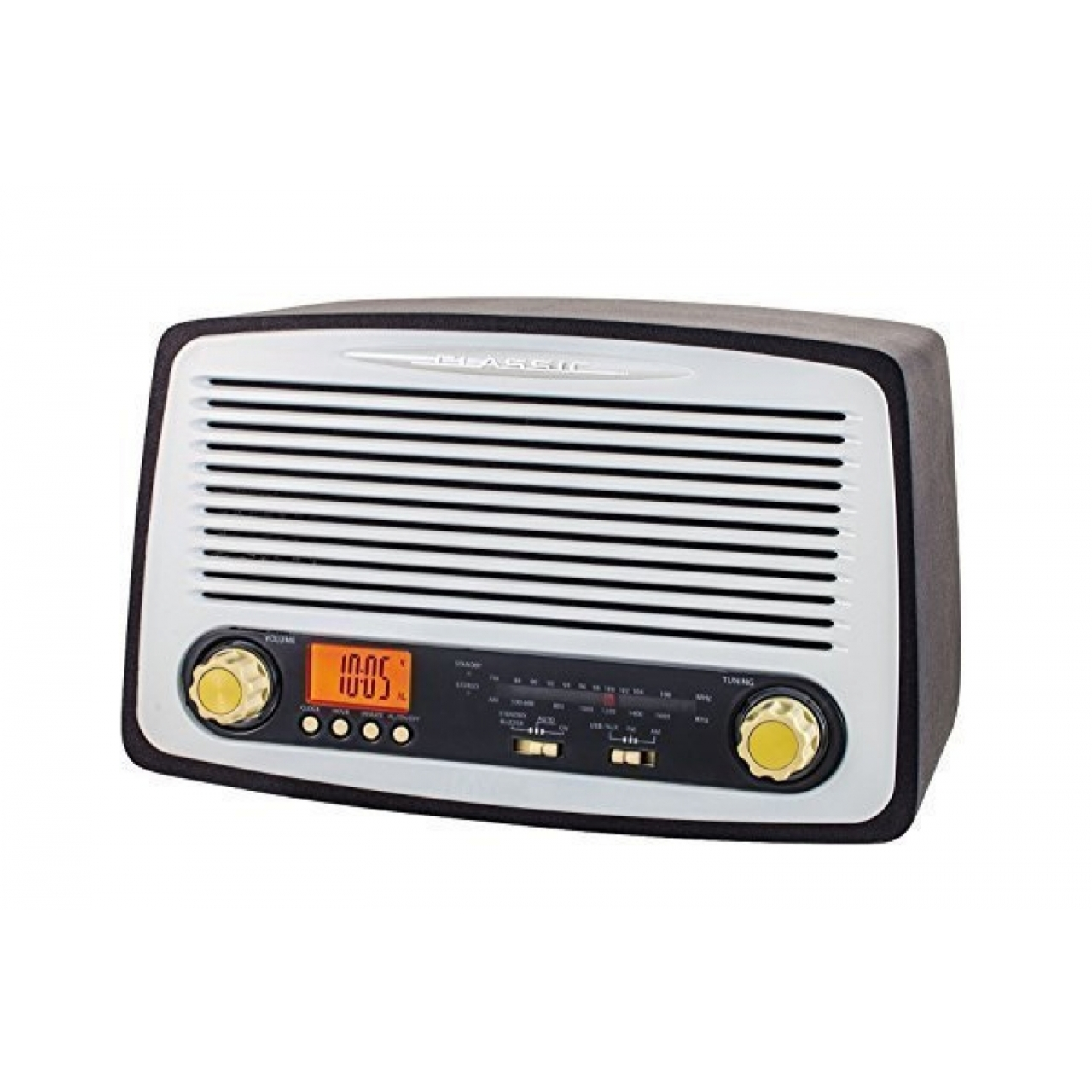 Nostalgie Retro Küchenradio Test klarTest de