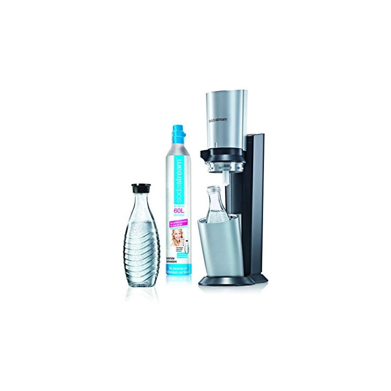meilleur sodastream crystal pas cher. Black Bedroom Furniture Sets. Home Design Ideas