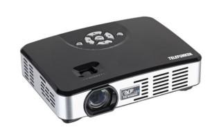 Telefunken DLP400 Mini LED-DLP-Projektor