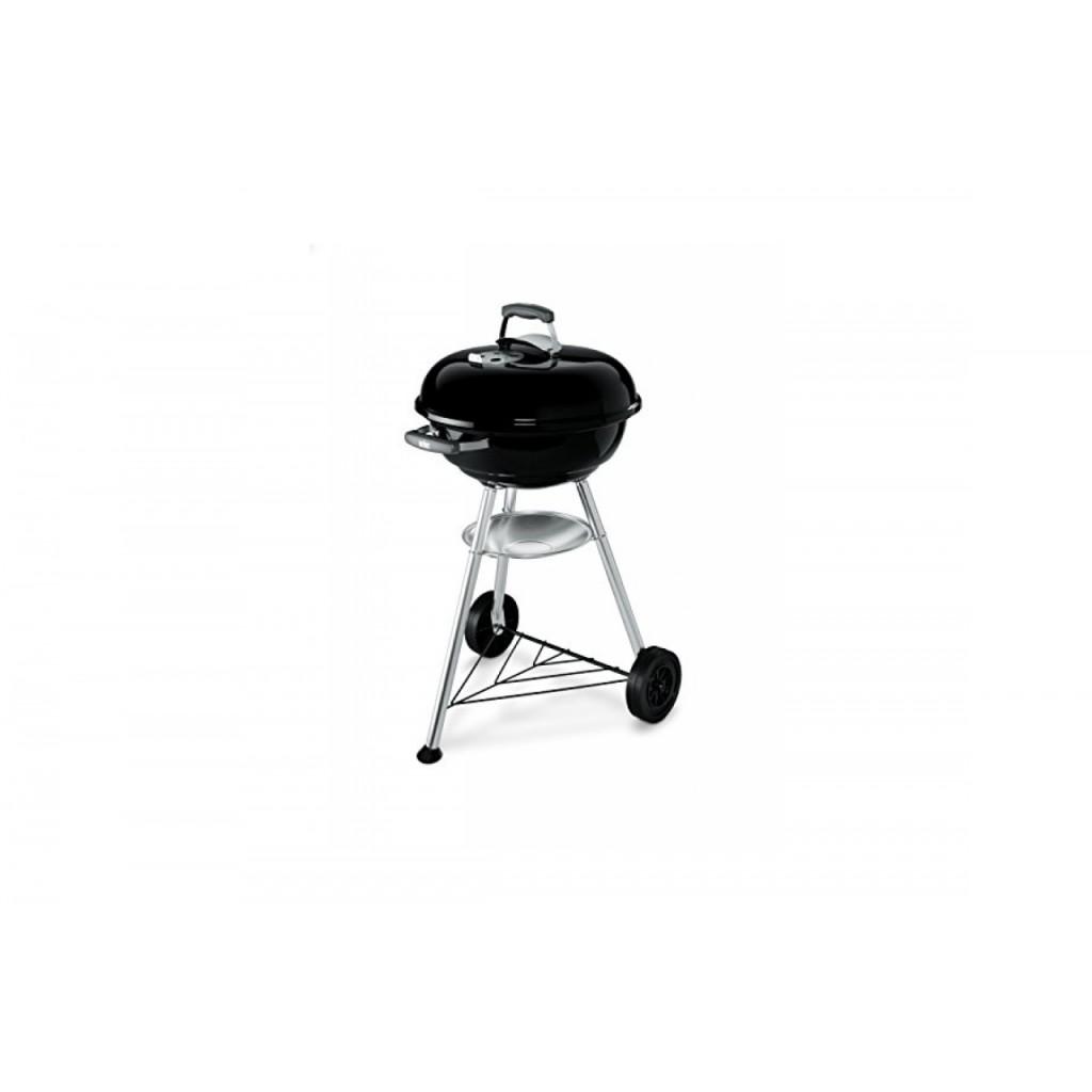 weber 1221004 compact kettle test. Black Bedroom Furniture Sets. Home Design Ideas