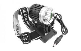 WEWOM Fahrradbeleuchtung mit 3 CREE LED 3600 Lumen